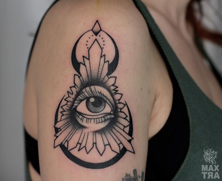 occhio triangolo