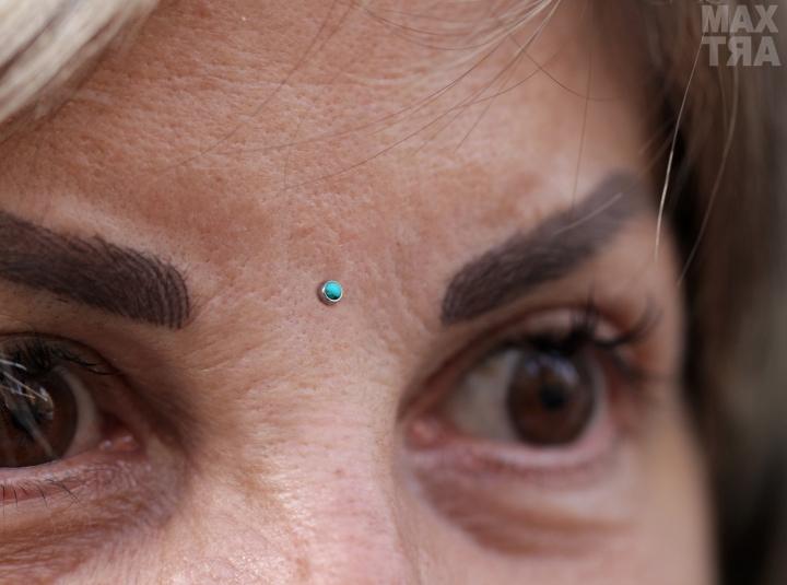 terzo occhio guarito turchese logo