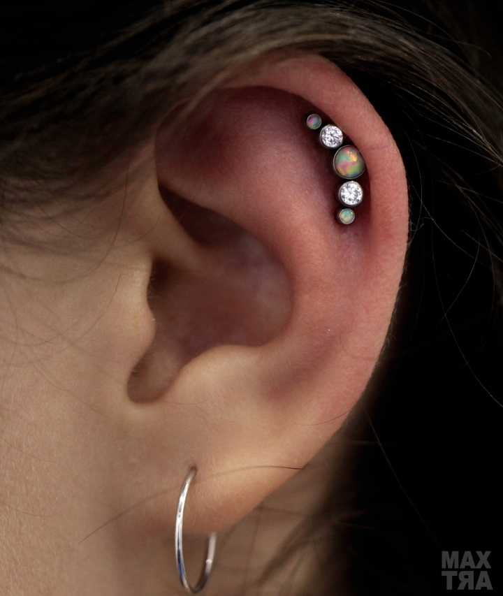 cluster helix