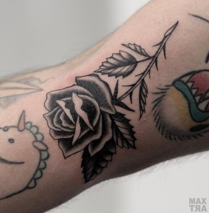 rosa black
