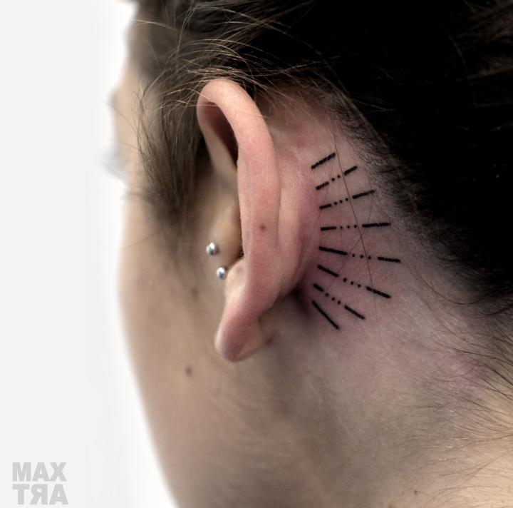 linee orecchio
