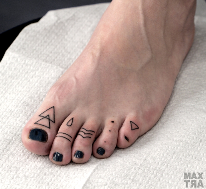 piede astrid
